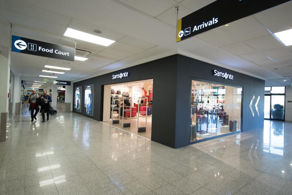 Airmode Ltd is established to service travel retail market
