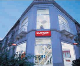Swinger opens five new stores