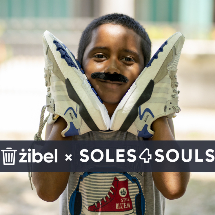 VF GROUP Supports Zibel x Soles4Souls