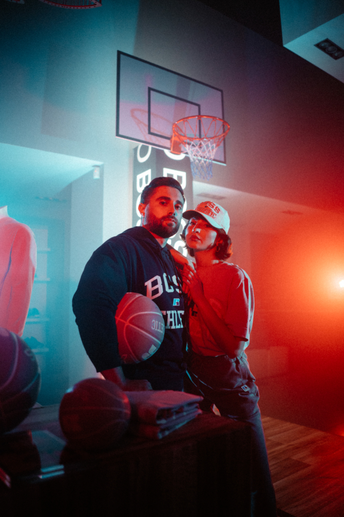 AN ALL-STAR MALTA TEAM JOINS FORCES, FOR BOSS X RUSSELL ATHLETIC