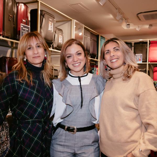 Fiona Galea Debono, Kristina Borg Cardona, Veronica Grech Sant